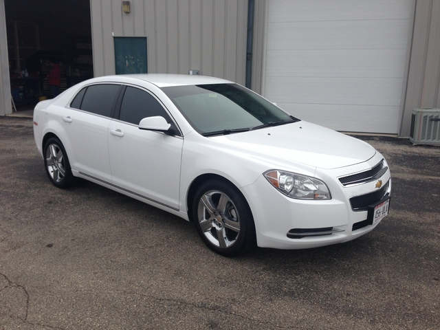 white chevy frontpage